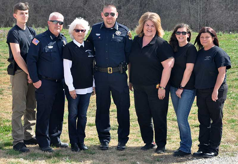 National Corrections Officer Week