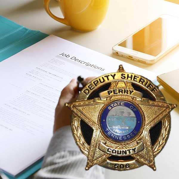 Investigator Job Description
